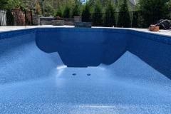 SPECIAL ORDER Seabreeze Veneitan installed by Shore Thing Pools & Spa - Barnegat, NJ