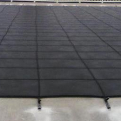 Black Commercial Mesh