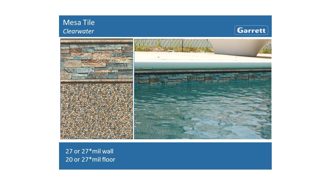In Ground Pool Liner Patterns | Garrett