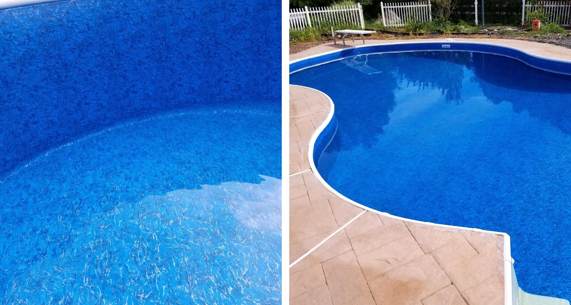 In Ground Pool Liner Patterns Garrett