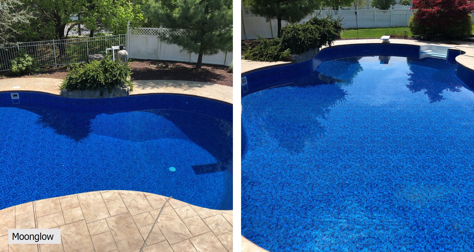 In Ground Pool Liner Patterns Garrett